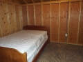 Interior of all primitive cabins -Cabins 13, 23, and GTS