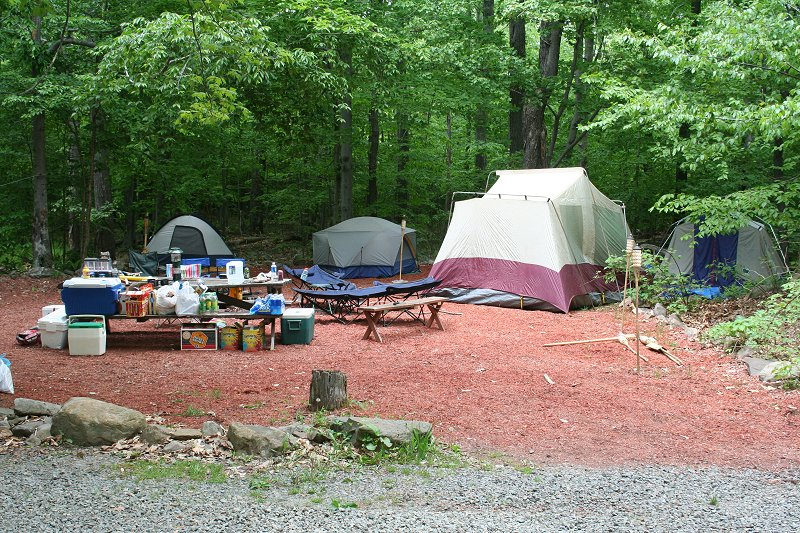 Camping Rhode Island Cabins