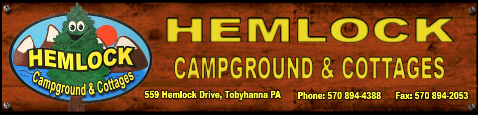 Hemlock Campgrounds & Cottages